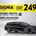 Opel Insignia Gewerbeangebot