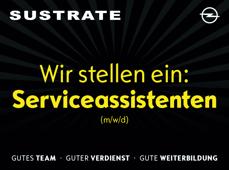 Serviceassistent (m/w/d)