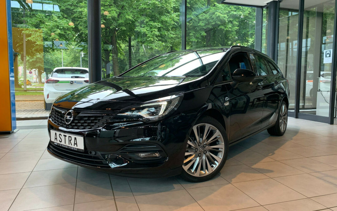 Opel Astra K Sports Tourer Ultimate Navi-Pro Winter-P