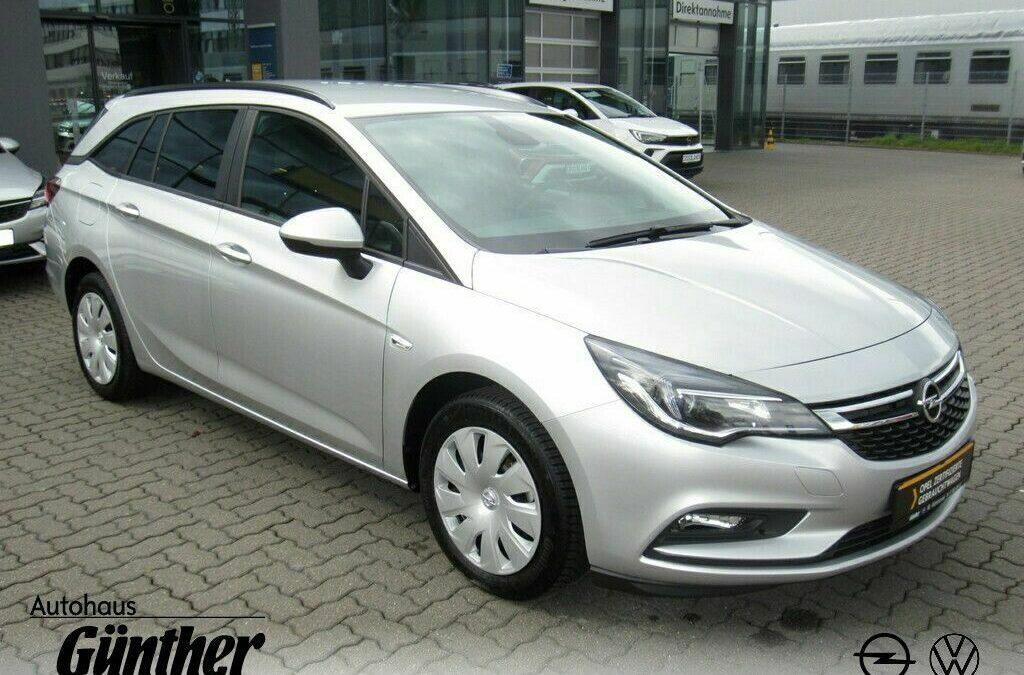 Opel Astra 1.0 Turbo Start/Stop Sports Tourer Busines