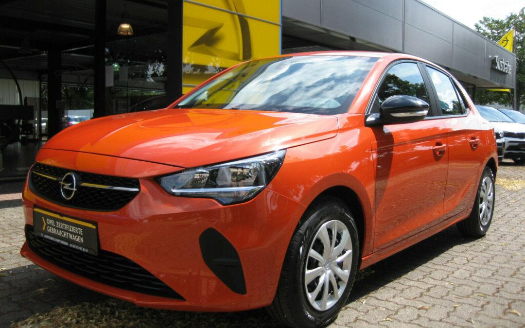 Opel Corsa 1.2 Start/Stop Edition