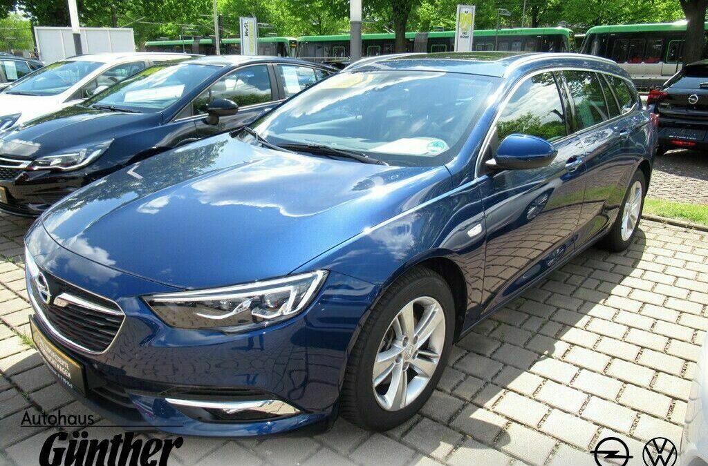 Opel Insignia Sports Tourer 2.0 Diesel Innovation