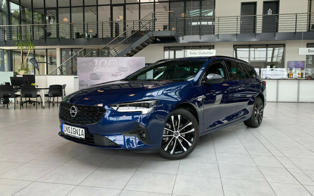 Opel Insignia B Sports Tourer Ultimate 2.0D 128KW